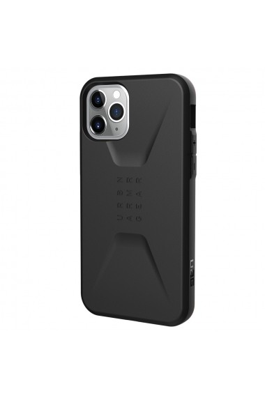 Husa iPhone 11 Pro Max UAG Civilian Series Black