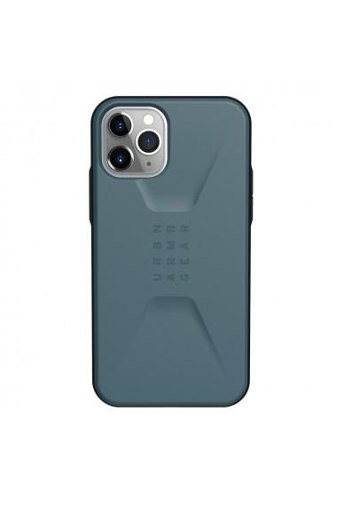 Husa iPhone 11 Pro Max UAG Civilian Series Slate