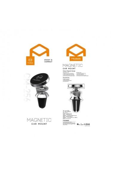 Suport Mcdodo Auto Magnetic Vent 360 Grey (prindere la ventilatie)