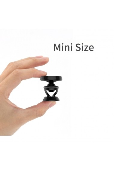 Suport Mcdodo Auto Magnetic Board 360 Black (prindere cu adeziv)