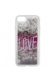 Carcasa iPhone SE 2 / 8 / 7 Lemontti Liquid Sand Love
