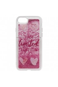 Carcasa iPhone 8 / 7 Lemontti Liquid Sand I Am Limited Edition