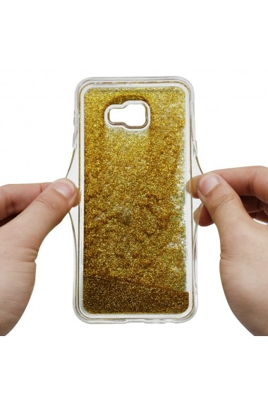 Carcasa Samsung Galaxy J4 Plus Lemontti Liquid Sand Floral Sunset