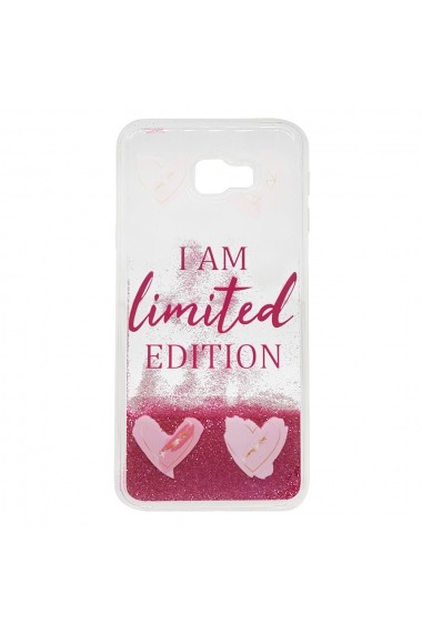 Carcasa Samsung Galaxy J4 Plus Lemontti Liquid Sand I Am Limited Edition