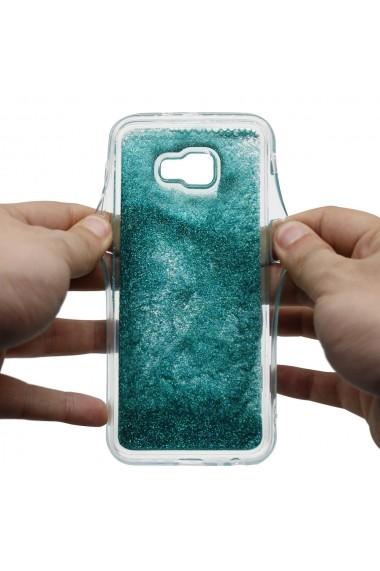 Carcasa Samsung Galaxy J4 Plus Lemontti Liquid Sand Be A Mermaid And Make Waves
