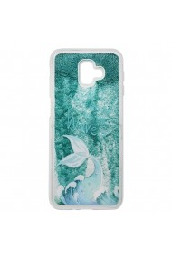 Carcasa Samsung Galaxy J6 Plus Lemontti Liquid Sand Be A Mermaid And Make Waves