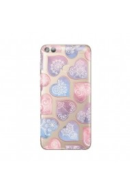 Husa Huawei P Smart Lemontti Silicon Art Hearts