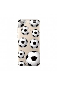 Husa Huawei P Smart Lemontti Silicon Art Football