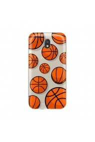 Husa Samsung Galaxy J3 (2017) Lemontti Silicon Art Basketball