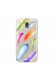 Husa Samsung Galaxy J5 (2017) Lemontti Silicon Art Feather