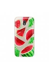 Husa Samsung Galaxy J5 (2017) Lemontti Silicon Art Watermelon