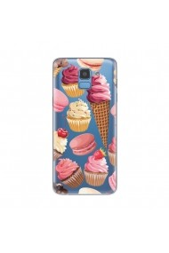 Husa Samsung Galaxy J6 (2018) Lemontti Silicon Art Cookies