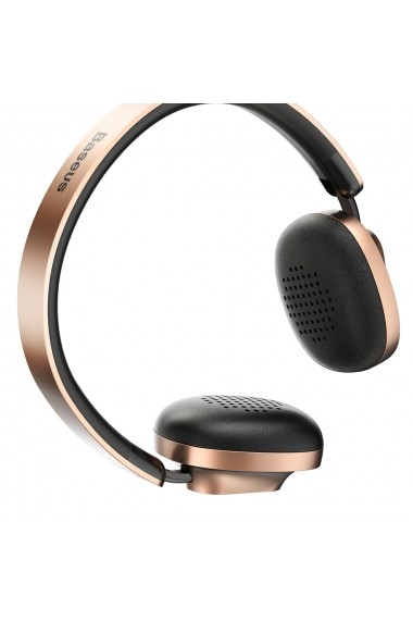Casti True Wireless Baseus (Bluetooth) Encok D01 Blush Gold