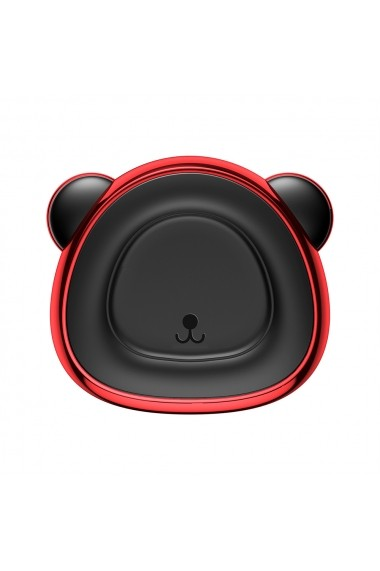 Suport Baseus Auto Magnetic Bear Red