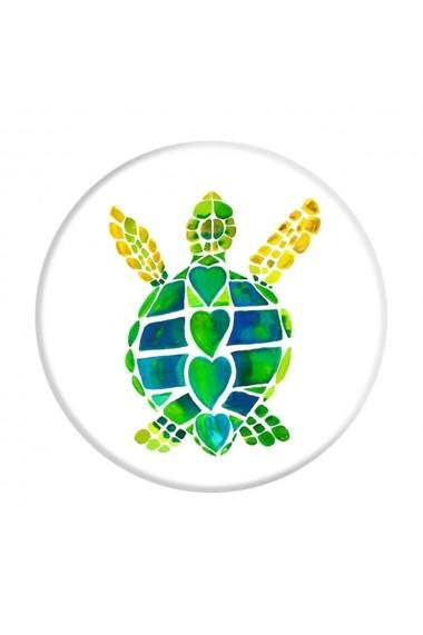 Suport Universal Popsockets Stand Adeziv Turtle Love