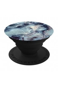 Suport Popsockets Stand Adeziv Blue Marble