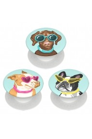 Suport Popsockets PopMinis Stand Adeziv Posh Pups