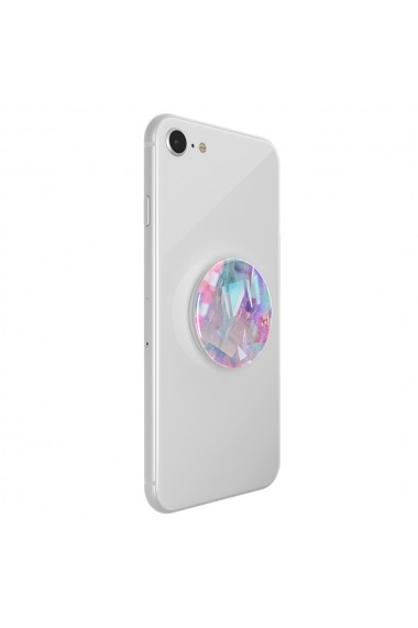 Suport Popsockets PopGrip Stand Adeziv Cristales Gloss