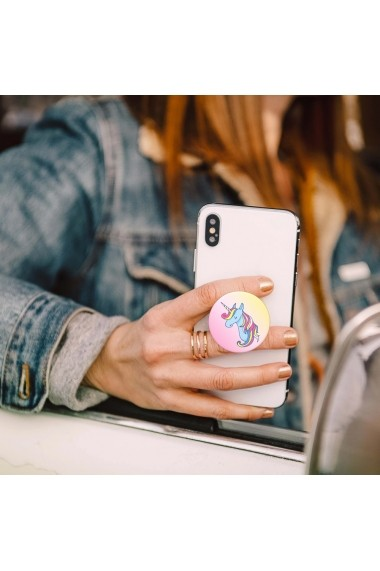 Suport Popsockets PopGrip Stand Adeziv Mane Attraction