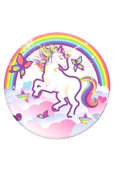Popsockets PopTop Over the Rainbow capac de schimb pentru PopGrip