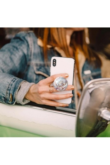 Suport Popsockets PopGrip Stand Adeziv Laquer Gloss