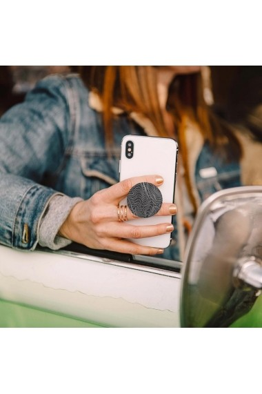 Suport Popsockets PopGrip Stand Adeziv Where are we now?
