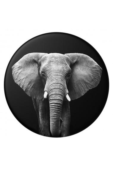 Suport Popsockets PopGrip Stand Adeziv Loxodonta Africana