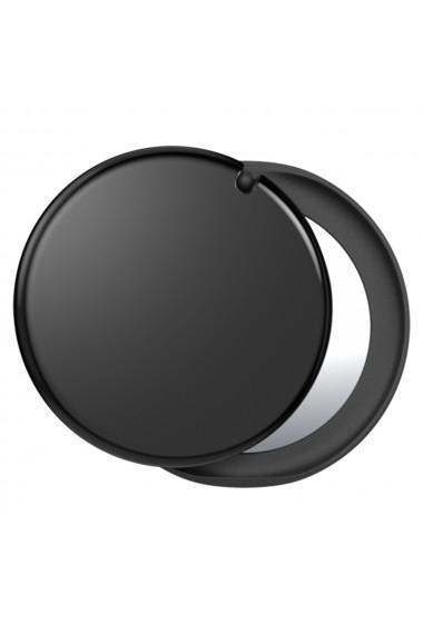Suport Popsockets PopMirror Stand Adeziv Black Gloss