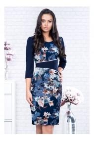 Rochie cu imprimeu floral - Leonora 91525