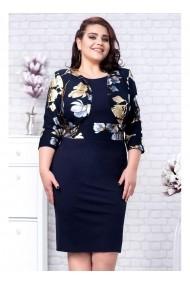 Compleu rochie + sacou - Dariana 96392