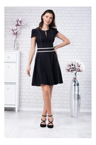 Rochie Per Donna Emilly 11775NG Neagra