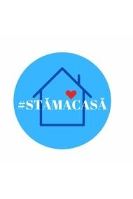 CV STAMACASA Accesoriu de telefon original PopSockets Albastru