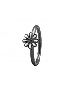 Inel Marguerite 1-9d negru
