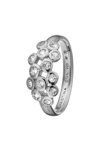 Inel Champagne Love 3.13A argintiu