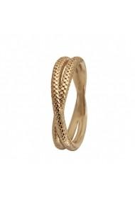 Inel Twin Snake 1.11B auriu