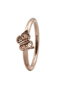 Inel Butterfly 1.2C rose gold