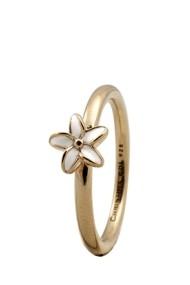 Inel Flower 1.8B auriu