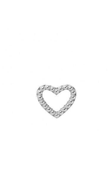 Heart Dots, Talisman, Argint 925