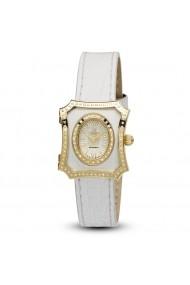 Ceas elegant casual Swiss Made 90 diamante 3 curele de schimb Christina Watches