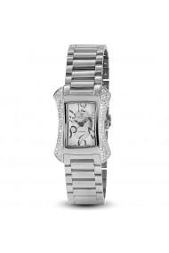 Ceas Swiss Made Argintiu bratara otel inoxidabil 117 Diamante