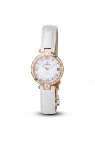 Ceas elegant Swiss Made 66 diamante 2 straturi de sidef Christina Watches