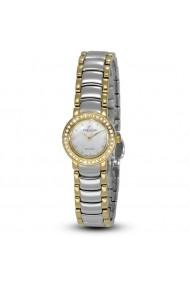 Ceas elegant Swiss Made 36 diamante cadran cu sidef Christina Watches
