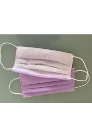 Set 5 masti pentru copii 10-16 ani, de protectie cu filtru-reutilizabila prim-medical