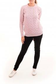 Pulover Carmen Grigoriu 1isp1801 roz pal