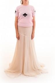 Pulover Carmen Grigoriu 1p1813 roz