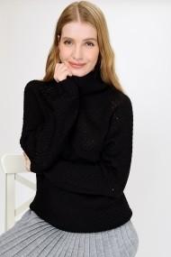 Pulover Madame Vogue ANGT034 negru