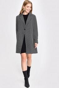 Palton Madame Vogue DNZ-3059 negru