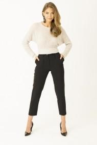 Pantaloni Angele Mode PNT32254 Negru
