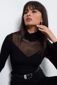 Bluza Cool & Sexy TZ20751 Neagra