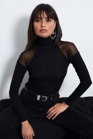 Bluza Cool & Sexy TZ2075 Neagra